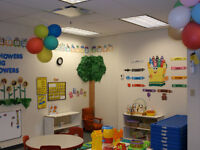 DaycarePreschool Space Available