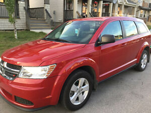 2014 Dodge Journey SE – Moving Sale - Almost New – Very Cheap