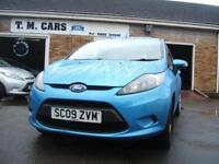 2009 Ford Fiesta 1.25 Style 3d ** Special Offer **
