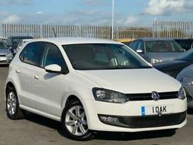 image for 2013 Volkswagen Polo 1.2 Match Edition 5dr Hatchback Petrol Manual