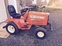 Kubota Diesel G5200 for sale