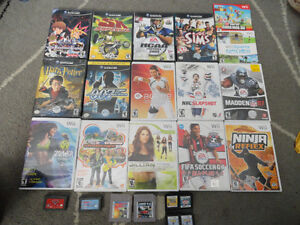 Nintendo 24 Games Package