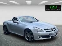 2009 Mercedes-Benz SLK 1.8 SLK200 KOMPRESSOR 2d 184 BHP Convertible Petrol Autom