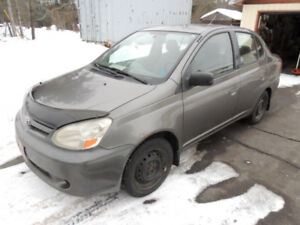2004 Toyota Echo for parts
