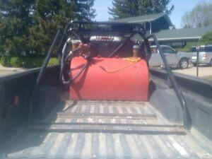 99 gallon diesel tank