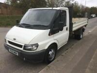Ford Transit tipper (2003)