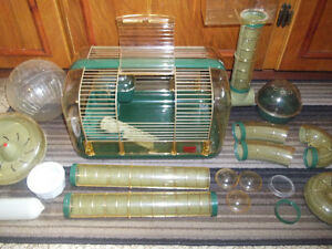 hamster/mouse/gerbal cage