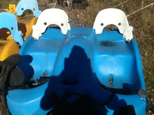 Peddle boats for sale