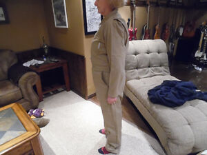 Women's Coveralls Overall by AGO Size W12 INDURA UltraSoft New Kitchener / Waterloo Kitchener Area image 4