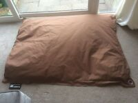 XXL indoor/outdoor beanbag Excellent condition.