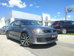 2013 Volkswagen Jetta GLI 2.0T - Manual, Sold and Serviced here!