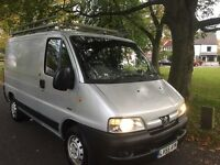 Peugeot boxer 2,0HDI swb low miles mint condition