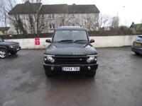 Land Rover Discovery 2.5Td5 ( 7st ) 2004MY Pursuit,FSH.