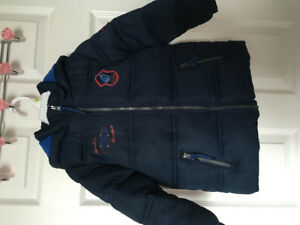 Boys winter jacket (Bay)