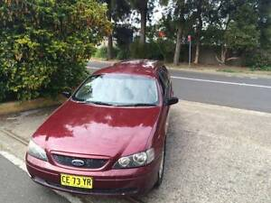 Ford Falcon BA XT Station Wagon For Sale - Sydney 0 Woolloomooloo Inner Sydney Preview