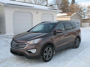 2013 Hyundai Sante Fe XL LTD AWD