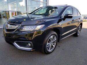 2017 Acura RDX Elite Package