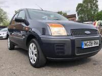 2008 FORD FUSION 1.4 STYLE TDCI * FULL SERVICE HISTORY + 12 MONTHS MOT *