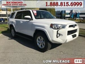 2015 Toyota 4Runner SR5  - Bluetooth - Low Mileage