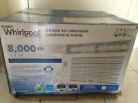 WHIRLPOOL WINDOW AIR CONDITIONER