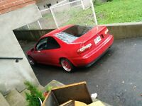 1995 Honda Civic coupe Coupe (2 door)