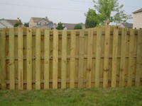 Affordable Fences and Decks