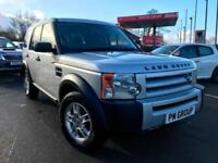 2006 Land Rover Discovery 3 2.7TD V6 7 Seater 4x4 **Service History**