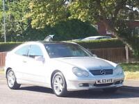 Mercedes-Benz C180 Kompressor 1.8 2003MY SE,3 OWNER,FULL SERVICE,NICE CAR