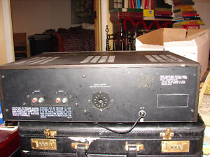 TECHNICS M95-CASSETTE RECORDER PLAYER Strathcona County Edmonton Area image 4