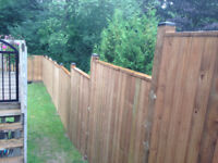 Fence and deck services new or Repair