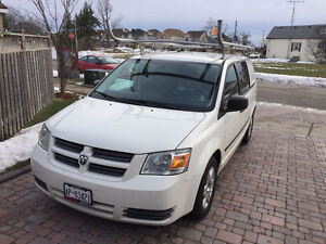 2009 Dodge Grand Caravan CV Minivan Excellent Work Van