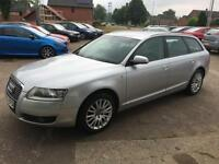 2005 Audi A6 Avant 2.7TDI - MOT UNTIL: 20 March 2018 - 2 Keys - Climate Control