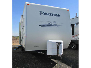 29' Starcraft Homestead Travel Trailer
