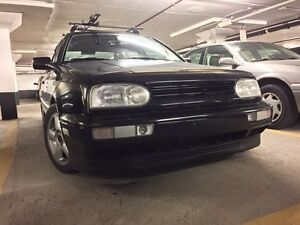 Part out vw Jetta 1999 mk3