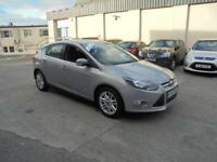 2013 Ford Focus 1.6TDCi ( 105ps ) ECOnetic Titanium Finance Available