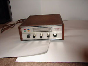 VINTAGE CRAIG PIONEER FM STEREO 8 TRACK PLAYER 3104A ASIS
