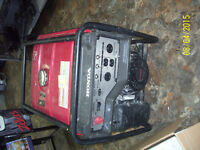 **Honda Generator** EG5000CL Starts & runs great !