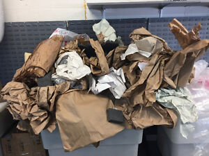 Free Paper Packing Material