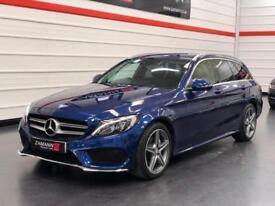 2016 Mercedes-Benz C Class 2.1 C220d Sport Auto (s/s) 5dr