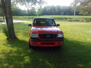 2004 Ford Ranger two wheel drive