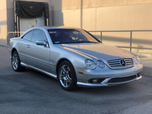 2003 Mercedes Benz CL55 AMG