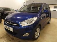 HYUNDAI I10 ACTIVE, Blue, Manual, Petrol, 2013