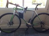 Boardman carbon road bike pro 2016 53cm brand new