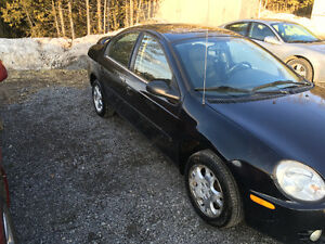 2004 Dodge Neon Sx 2.0 sport safety & e-tested