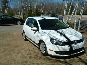 2010 Volkswagen Golf 2-5 Hatchback, never smoked in, no