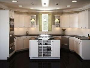We are the manufaturer: CUSTOM CABINETS for your DREAM KITCHEN.  We manage your renovation from start to finish.