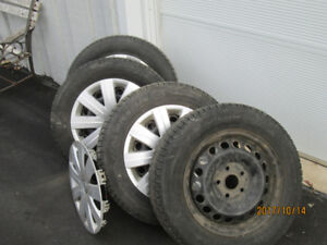 Winters Tires, Rims & Hubcaps