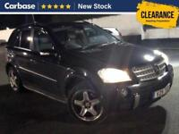 2008 MERCEDES BENZ M CLASS ML420 CDI Sport 5dr Tip Auto SUV 5 Seats