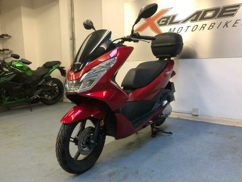 Honda WW 125 EX2 PCX Automatic Scooter, 2017, Top Box, Low Miles, Good  Condition | in Wimbledon, London | Gumtree
