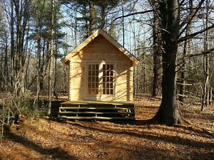 micro home micro shelter tiny home small structure tiny house Cornwall Ontario image 4